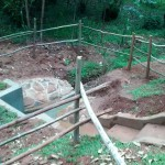 The Water Project: Wamuhila Community -  Community Fenced In Their Spring