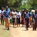 The Water Project : 2-kenya4804-reconnecting-with-the-group