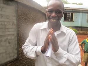 The Water Project:  Teacher Odari Salano
