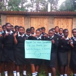 The Water Project: Friends Secondary School Shamakhokho -  Dedication