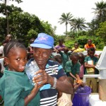 The Water Project: Kulafai Rashideen Primary School -  Clean Water