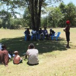 The Water Project : 3-kenya4804-reconnecting-with-the-group