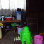 The Water Project: Matsakha A Community, Kombwa Spring -  Inside Home