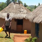 The Water Project: Chepkemel Community -  Getting Ready To Fetch Water