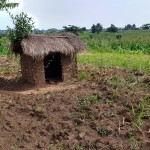 The Water Project: Abangi-Ndende Community -  Latrine
