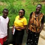See the Impact of Clean Water - A Year Later: Mark Ashikuku Spring