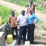 See the Impact of Clean Water - A Year Later: Mwibichiri Spring Community