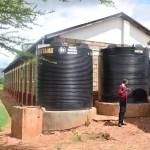 The Water Project : 5-kenya4801-plastic-and-broken-tanks