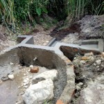 The Water Project: Chegulo Community -  Spring Construction