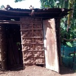 The Water Project: Gidagadi Community -  Latrines