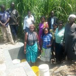 The Water Project: Chegulo Community -  Clean Water