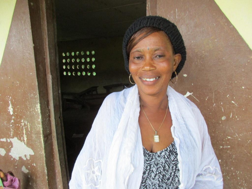 8 sierraleone5119 Interview 1 Mafereh Bangura