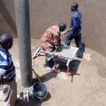The Water Project : 9-kenya4658-tank-construction