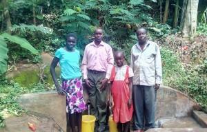 A Year Later: Elkana Mahonga spring