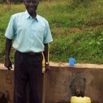 The Water Project: Musembe Spring Protection Project -