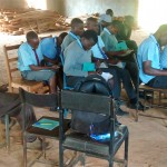 The Water Project: Ebukanga Secondary School -  Training