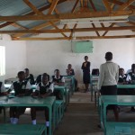 The Water Project: Ibinzo Girls Secondary School -  Training