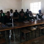 The Water Project: St. Kizito Lusumu Secondary School -  Training
