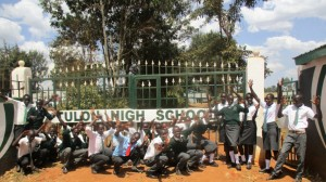 The Water Project : 1-kenya4683-school-gate