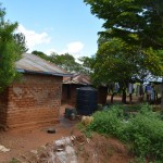 The Water Project: Kathama Community A -  Antony Mwaluko Household