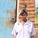 The Water Project: Muselele Community A -  Josephine Kiilu