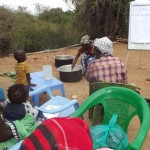 The Water Project: Nzung'u Community C -  Training