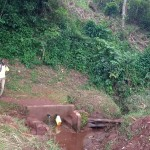 The Water Project: Katugo I-Alu Community -  Spring