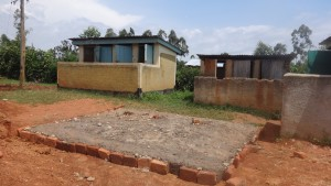 The Water Project:  Latrine Foundation