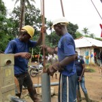 The Water Project: Kafunka Community -  Drilling