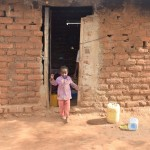 The Water Project: Muselele Community A -  Annah Muia Household