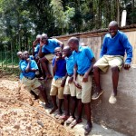 The Water Project: Eregi Mixed Primary School -  New Latrines