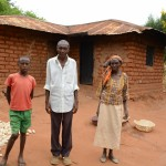The Water Project: Kithuluni Community -  Kavila Household