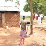 The Water Project: Muselele Community -  Annah Muia Household