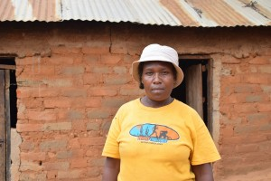 The Water Project:  Janet Mbatha Household