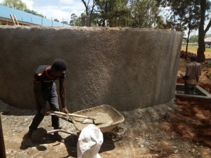 The Water Project : 13-kenya4659-construction