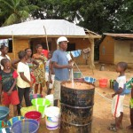 The Water Project: Kafunka Community -  Yield Testing