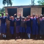 The Water Project: Musudzu Primary School -  Latrine