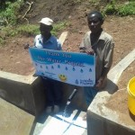 The Water Project: Mumuli Community A -  Clean Water