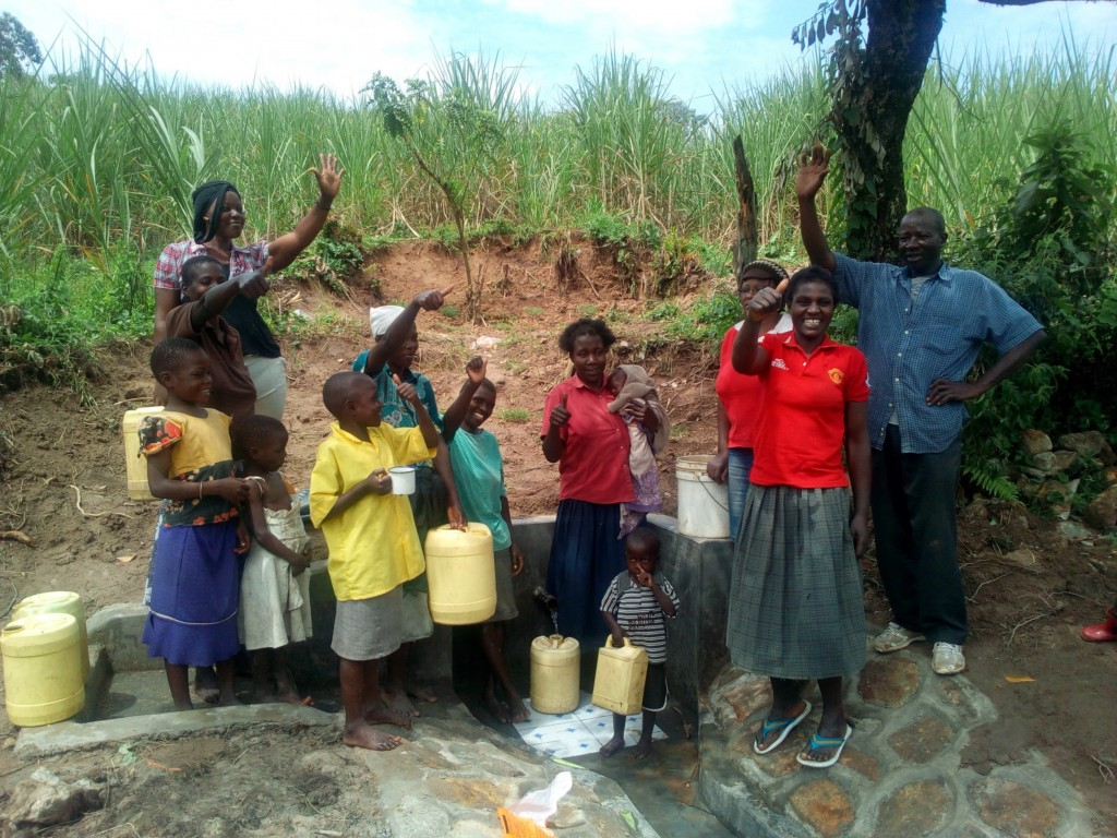The Water Project : 15-kenya4726-clean-water