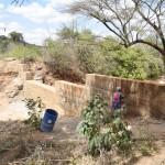 The Water Project : 15-kenya4772-finished-sand-dam