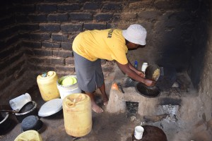 The Water Project:  Janet Mbatha Kitchen