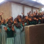 The Water Project: Eshilakwe Primary School -  Latrines