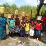 The Water Project: Bukhakunga Community -  Clean Water