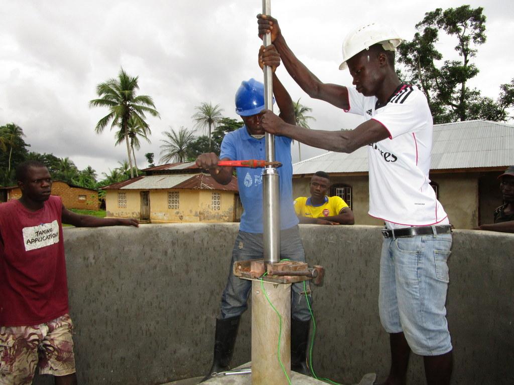 17 sierraleone5124 pump installation