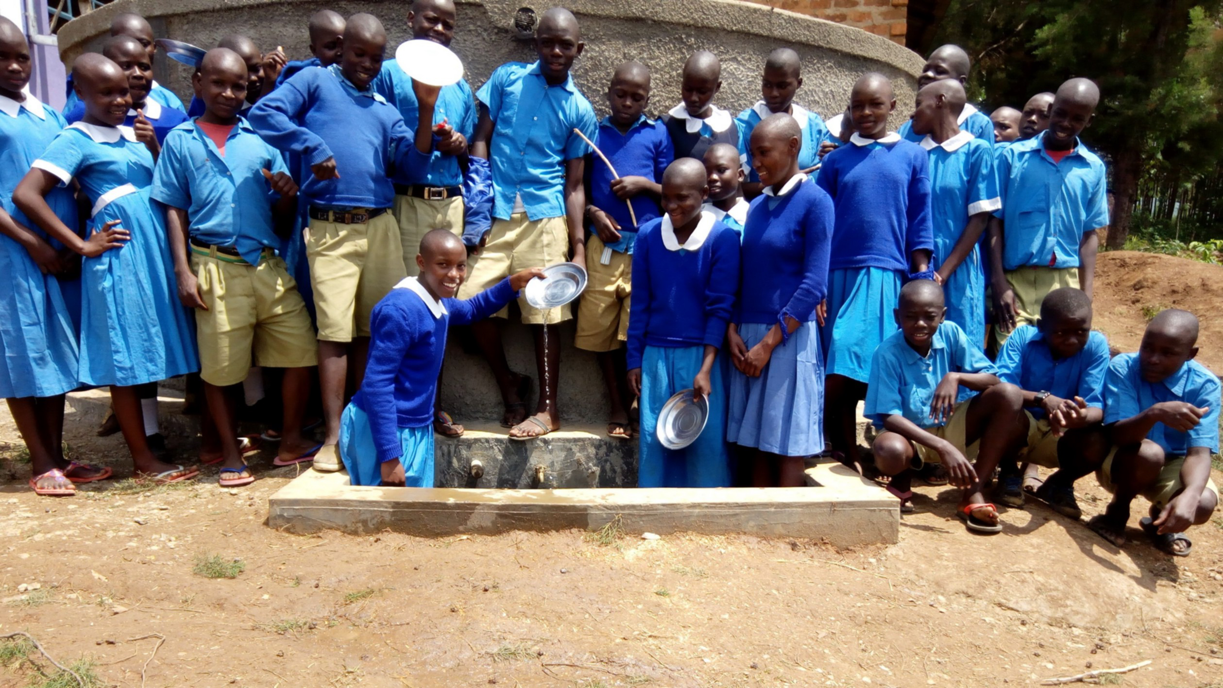 The Water Project : 18-kenya4829-clean-water