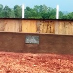 The Water Project: Ebukanga Secondary School -  New Latrines
