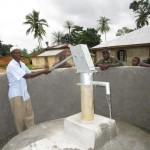 The Water Project: Kafunka Community -  Pump Installation