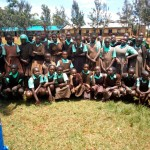 The Water Project: Walodeya Primary School -  Training