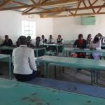 The Water Project: Ibinzo Girls Secondary School -  Training