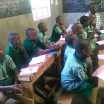 The Water Project: Emukangu Primary School, Butere -  Training